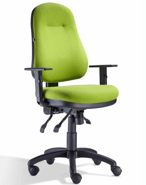 form orthopaedic gallaxy arms redline office chairs. Black Bedroom Furniture Sets. Home Design Ideas