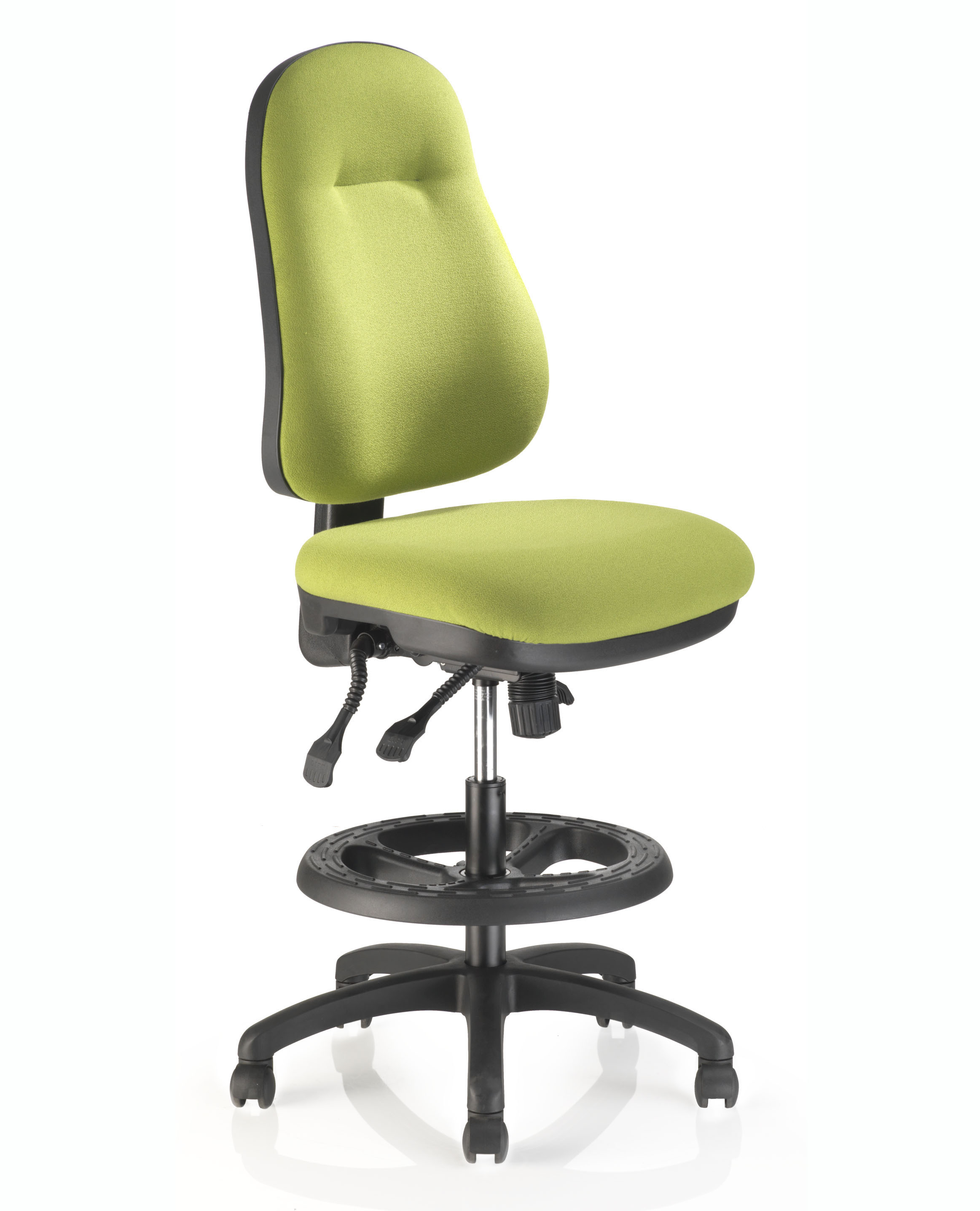 Form Draughtsman Chair Redline Office Chairs