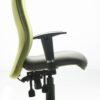 Ergonomic chair Side View