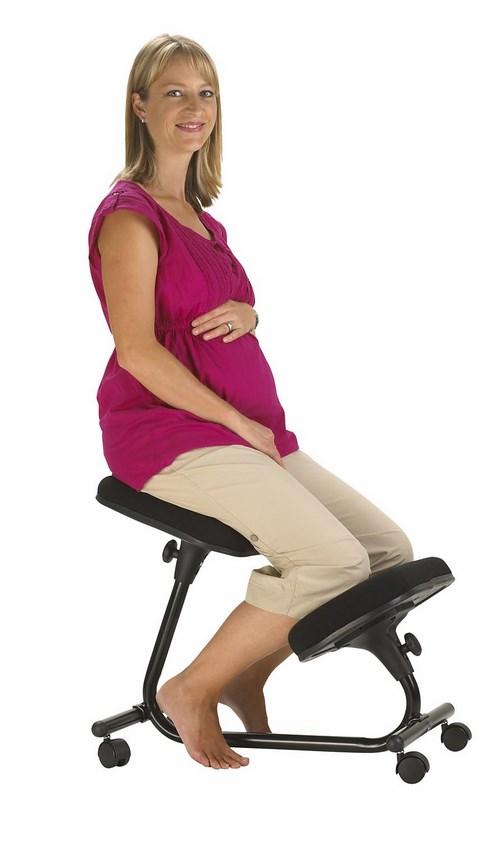 Wellback Kneeling Chair Redline Office Chairs