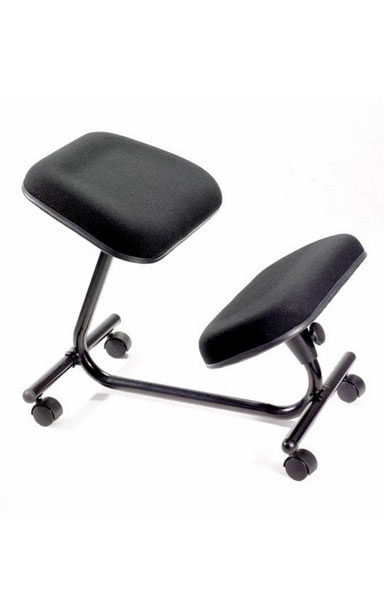 Kneeling Chair with Adjustable Seat & Knee Rest