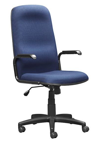 Paula High Back Chair