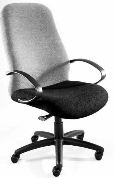 Heavy duty high back chair