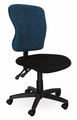 Typist Chair with no armrests