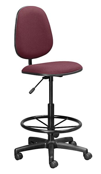 Draughtsman Chair with backrest