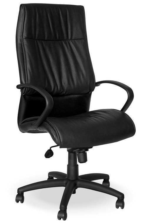 Futura High Back Bonded Leather Redline Office Chairs