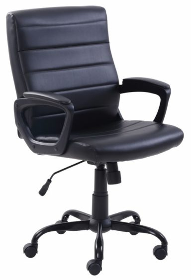Operator Chair in PVC