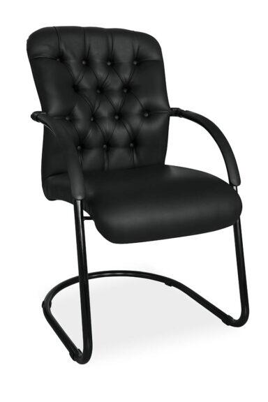 Sleigh Base Visitor Chair