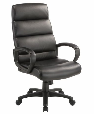 High Back PVC Office Chair