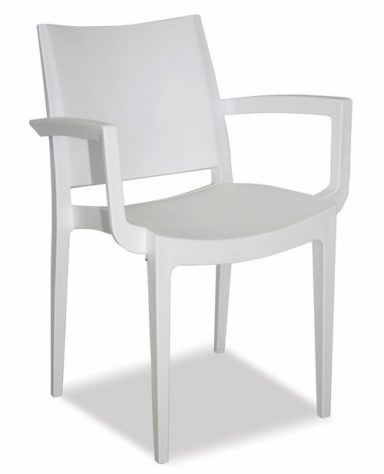 Heavy Duty Stacking Chair