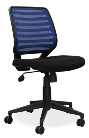 Mesh Back Operator Chair with No Armrests