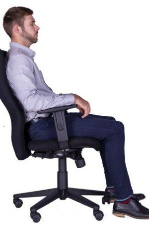 Ergonomic Office Chair in Black