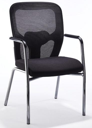 4 Legged Ergonomic Visitor Chair
