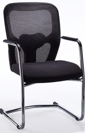 Mesh Back Ergonomic Visitor Chair
