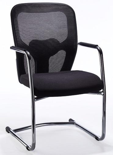 Mesh Back Ergonomic Visitor Chair