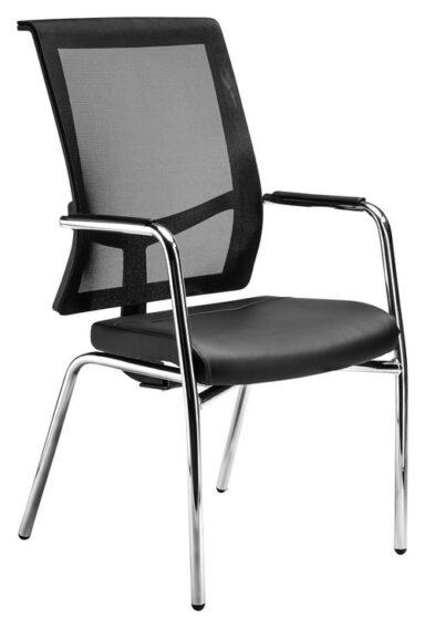 4 Leg Mesh Back Chair