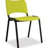 Lime Stacking Chair