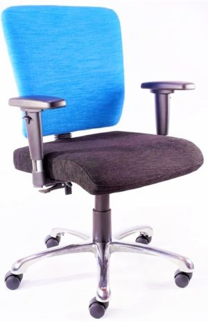Heavy Duty Office Chair with Lumbar Support