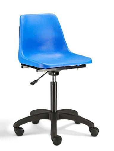 Plastic Industrial Chair