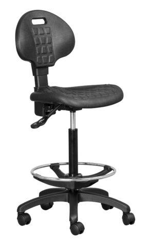 Delta PU Draughtsman Chair